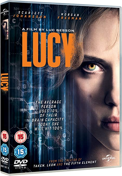 Lucy Poster Scarlett Johansson Movie Quality Large FREE P+P CHOOSE YOUR SIZE