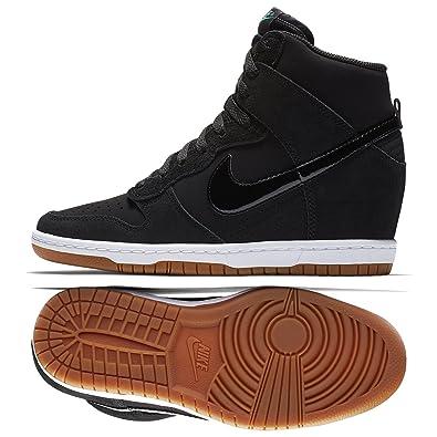 best service 9549e faa83 Nike Dunk Sky HI Essential Womens Fashion Wedge Shoes (11.5 M US)