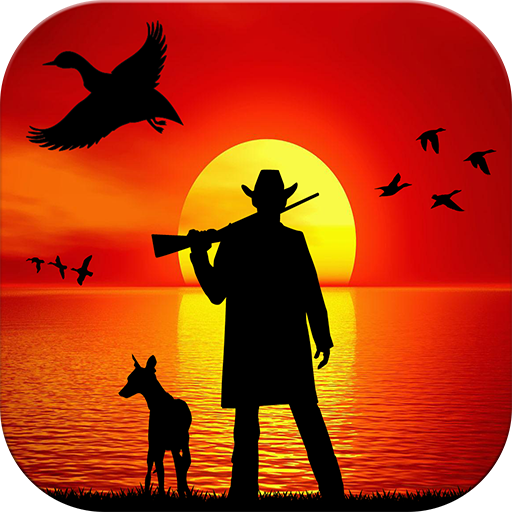 Duck Hunting 3D Diver Ducks - Hunt the Water Fowls at the Beautiful River Side in the Open Hunting - Call Hut