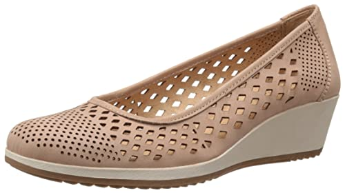 a4c49ffa15ef Naturalizer Women s Brelynn Wedge Pump  Buy Online at Low Prices in ...