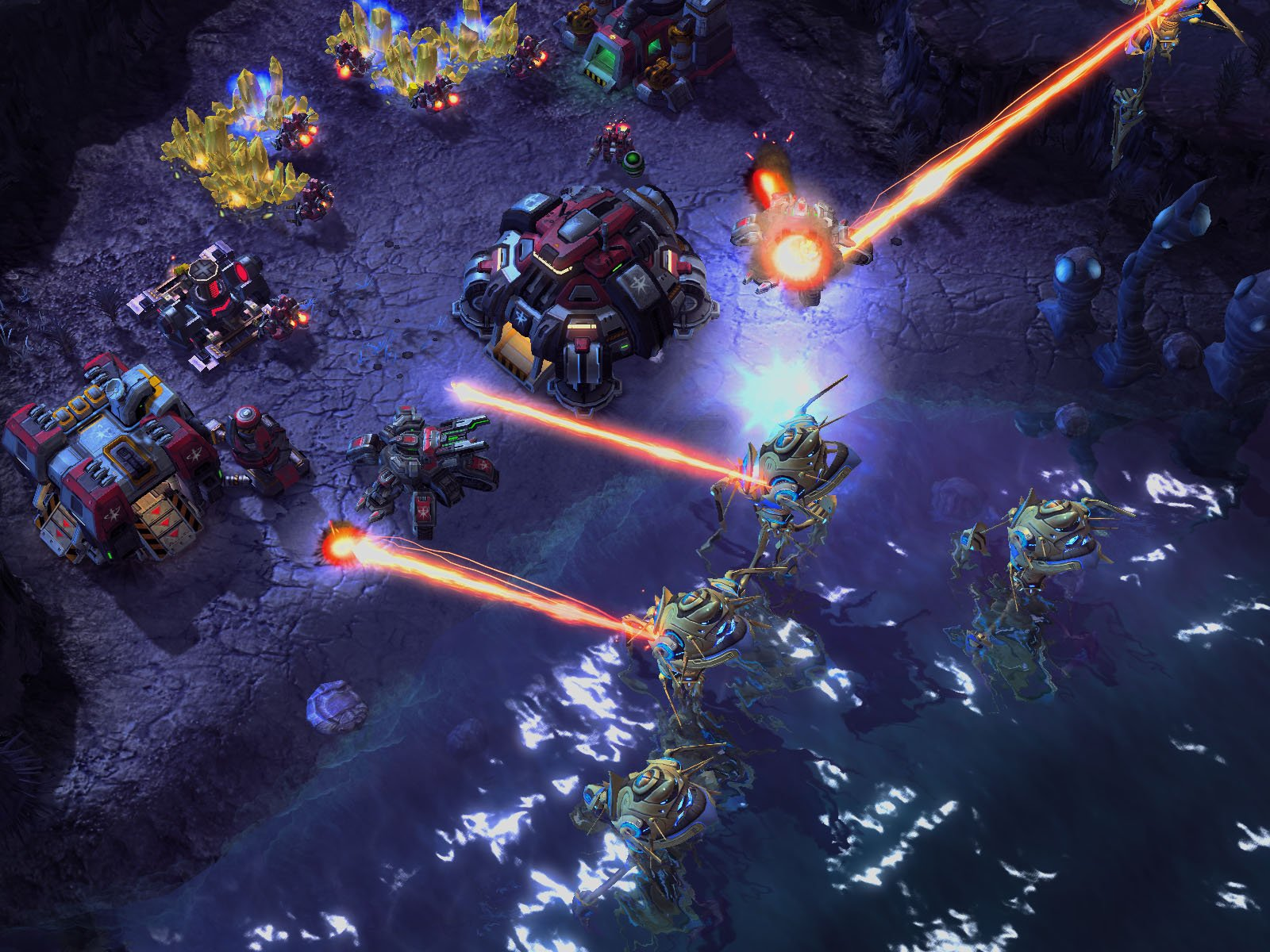 Starcraft II: Wings of Liberty Collector's Edition - PC by Blizzard Entertainment (Image #3)