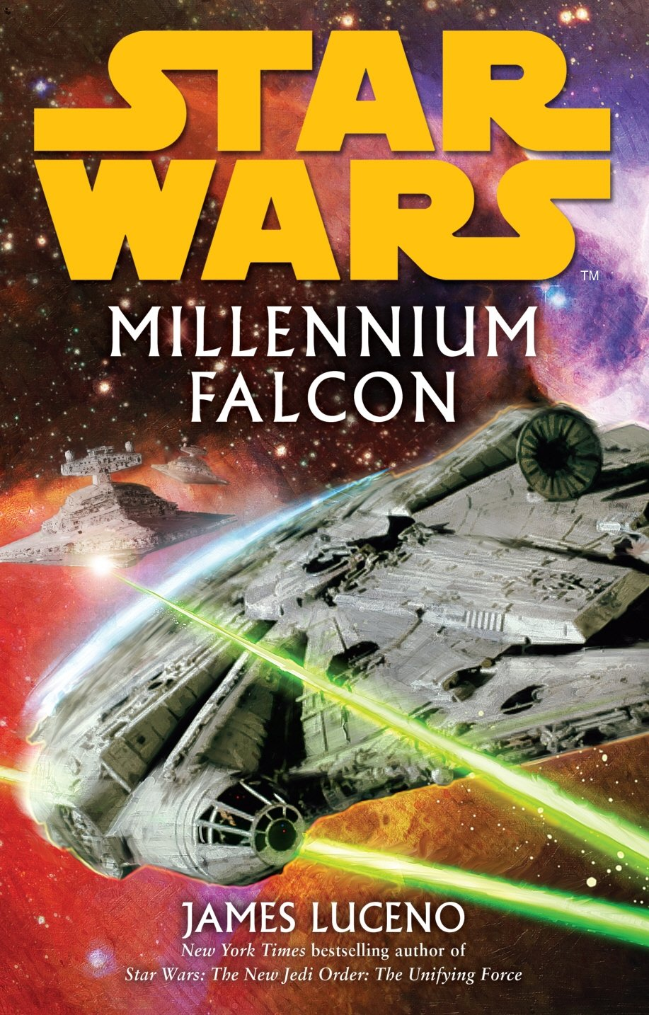 Read Online Millennium Falcon (Star Wars) pdf epub