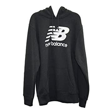 sudadera new balance fleece hoodle