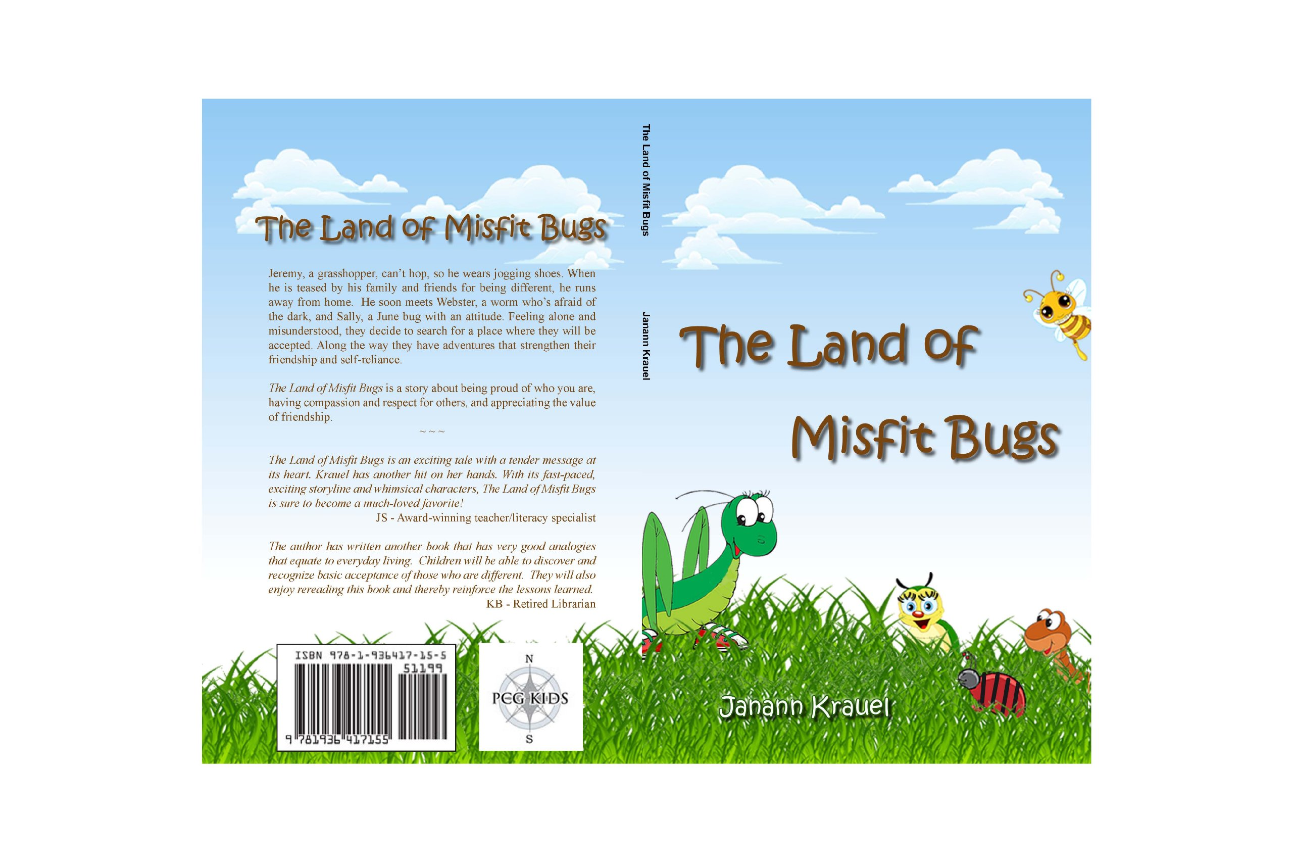 The Land of Misfit Bugs