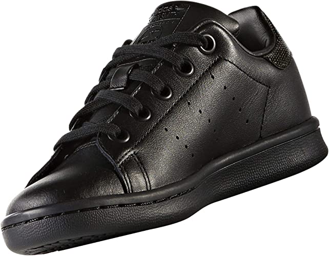 adidas Stan Smith Black Iridescent J, Chaussures de Fitness ...