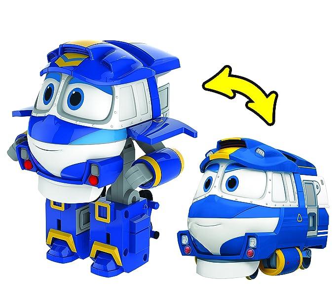 Robot Trains - 80174 - Figura umbaubar N ° 1 - Modelo y Color Aleatorio de Kay/Alf/Victor: Amazon.es: Juguetes y juegos