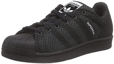 adidas Superstar Weave, Unisex Adults' Trainers, Black (Core Black/Core  Black