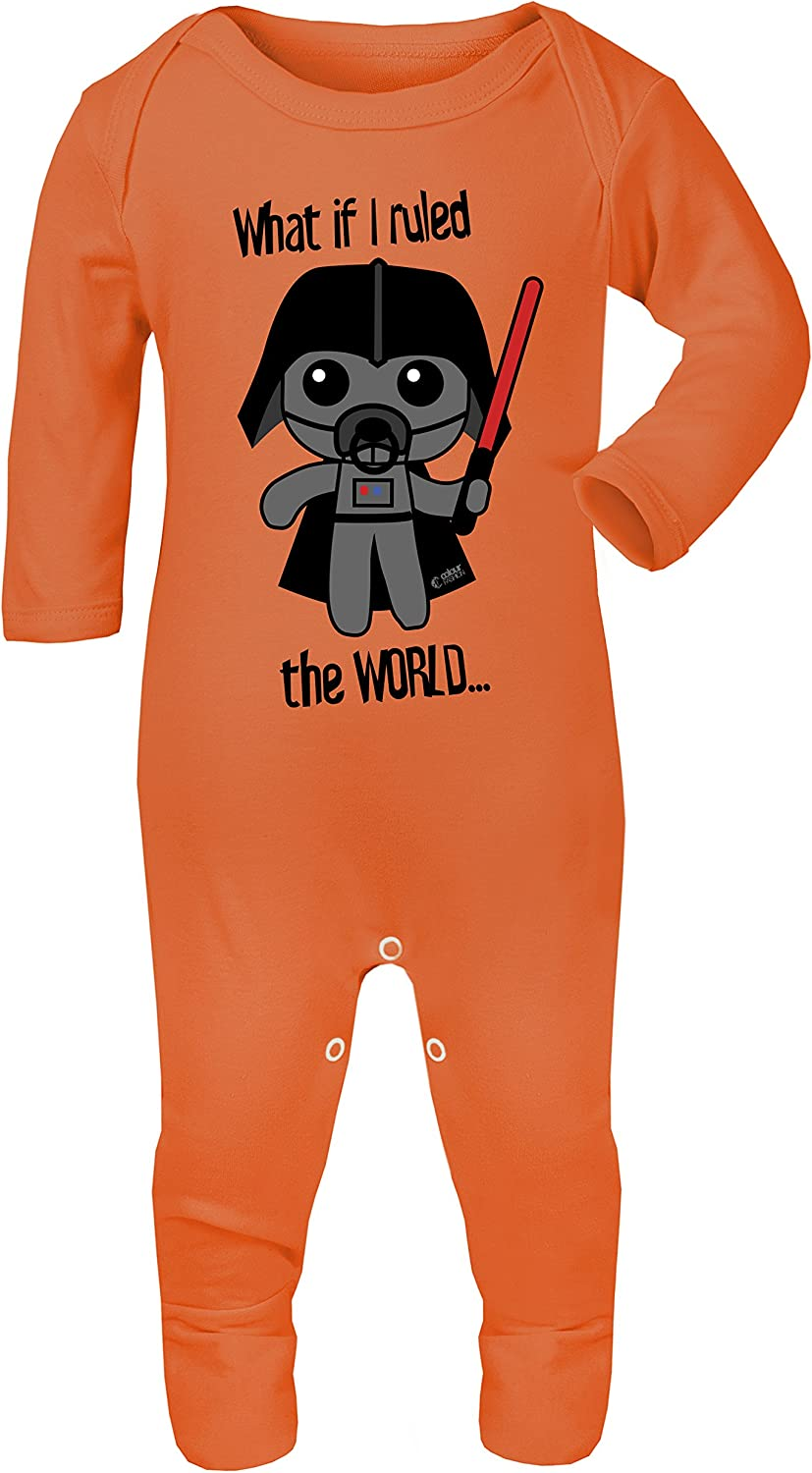 Star Wars I Ruled The World Darth Vader Cheeky Print Footies Hypoallergenic
