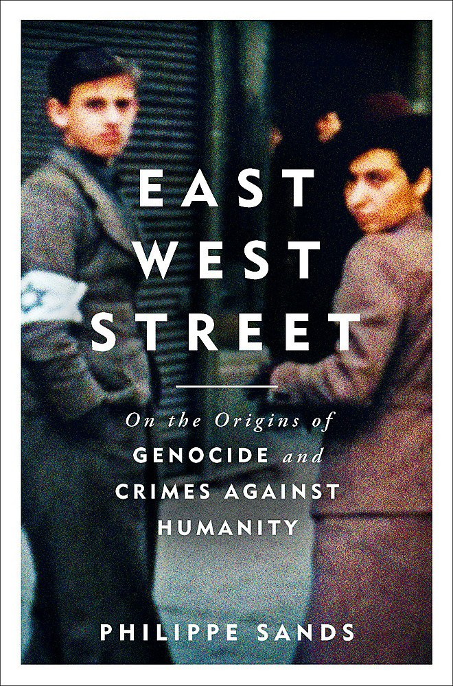 Download East West Street: Non-fiction Book of the Year 2017 ebook