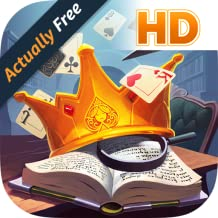 Solitaire Mystery: Stolen Power HD (Full)