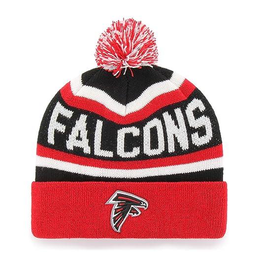 c6f4fdd6 NFL Men's Jasper OTS Cuff Knit Cap with Pom