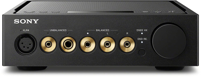 Sony TA-ZH1ES - Amplificador de Auriculares de Alta resolución (S-Master HX, DSD Remastering y DSEE HX Engines): Amazon.es: Electrónica