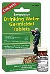 Coghlans 7620 - Tabletas de agua potable, el empaque puede variar
