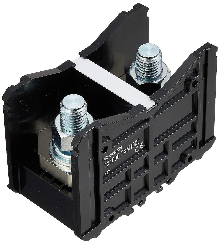 春日電機 マルチレール式端子台 TX,TXU,TXWシリーズ 標準形 TX1000N B07KQ7TN9K