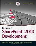 Beginning Sharepoint 2013 Development (WROX)