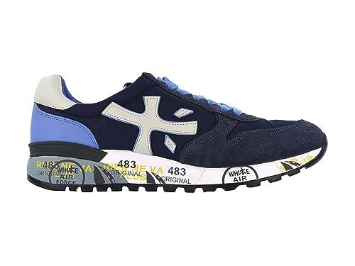 f44cfa3559 MICK1280E Premiata Sneaker Uomo