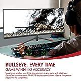 Viotek GN30CB 30/'/' Curved Gaming Monitor FreeSync 75Hz Ultrawide 21:9 2560x1080p