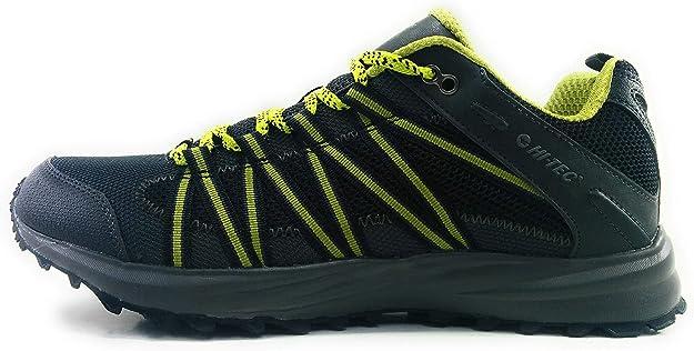 Hi-Tec Sensor Trail Lite Zapatillas Trail Running Hombre: Amazon.es: Zapatos y complementos