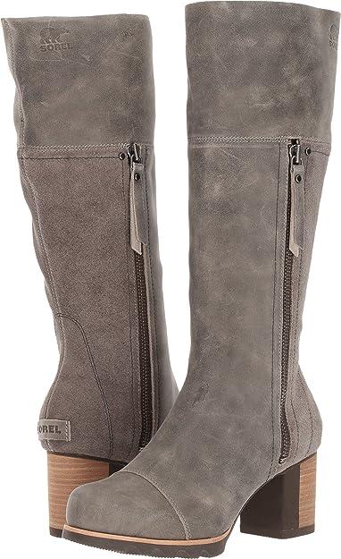 37d9426d5b4 Sorel Womens Addington Tall Knee High Boot  Amazon.ca  Shoes   Handbags