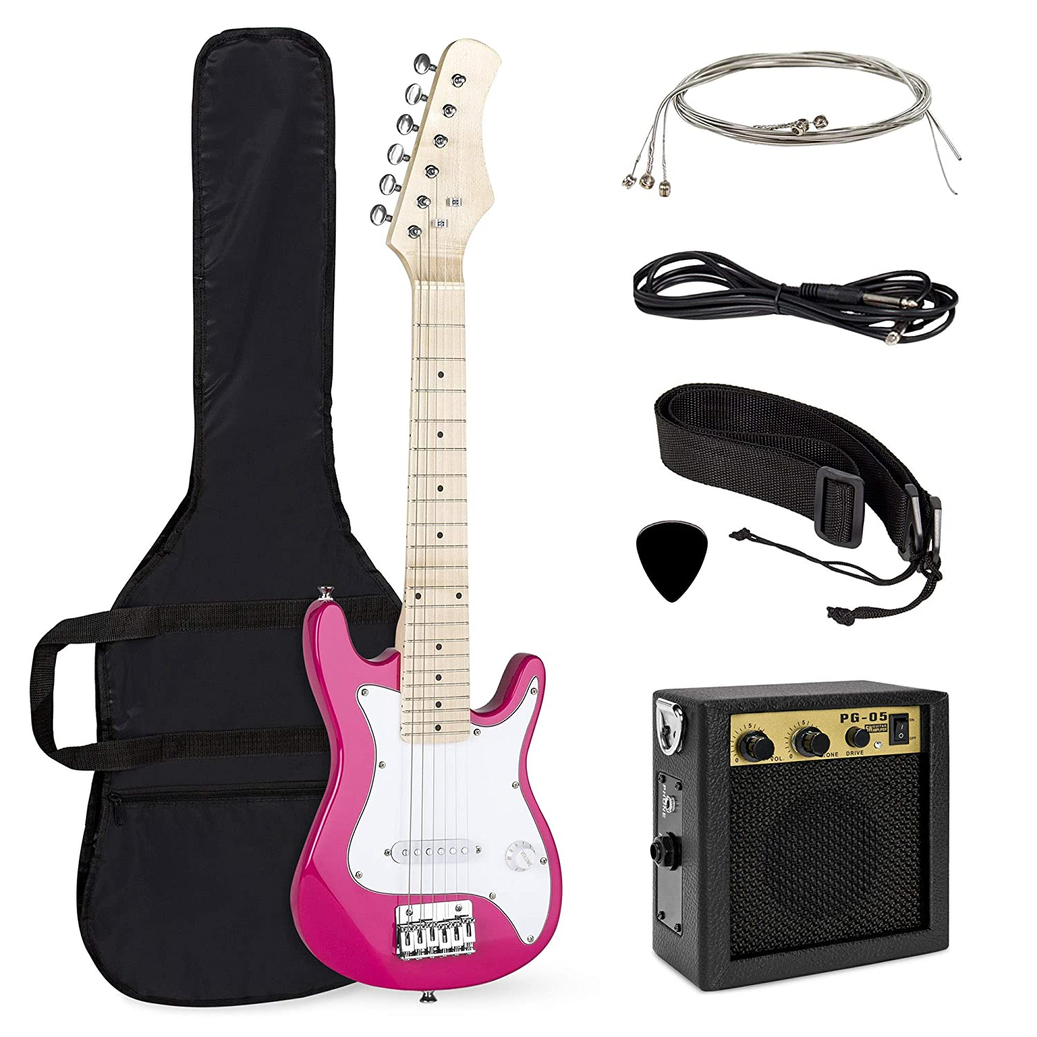 Best Choice Products 30in Kids Electric Guitar Beginner epiphone sg-special beginner electric guitar