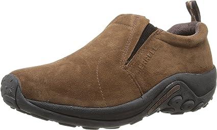 merrell jungle moc mens walking shoes amazon