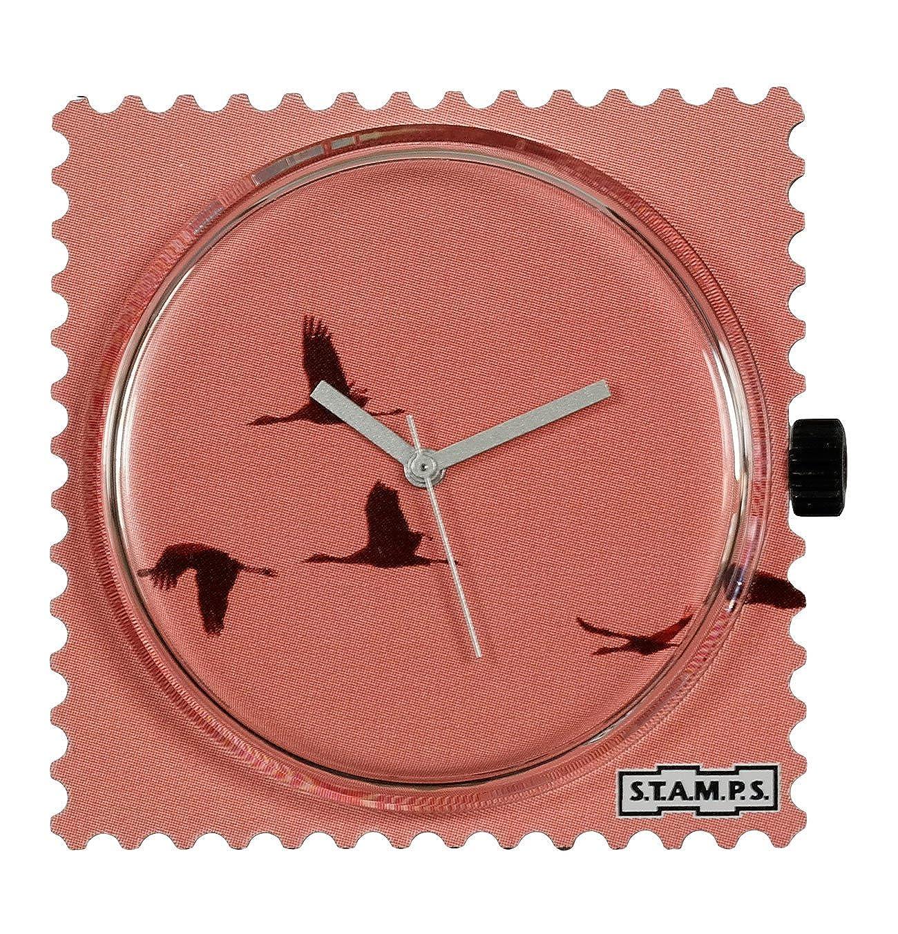 S.T.A.M.P.S. Stamps Esfera Reloj Big Journey 103004: Amazon.es ...