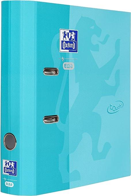 Oxford 400104028 - Carpeta (Conventional file folder, Turquesa ...