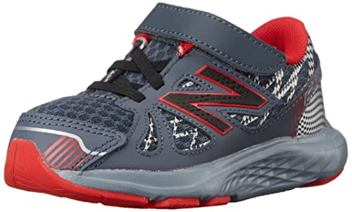 Discount 149370 New Balance Kids KV990 Kid Grey Red Shoes