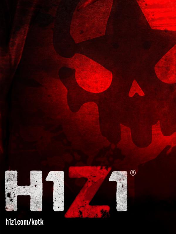 H1Z1 : King of the Kill box art