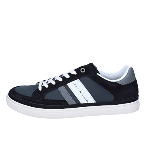 Tommy Hilfiger M2285aze 1, Zapatillas para Hombre: Amazon.es: Zapatos y complementos