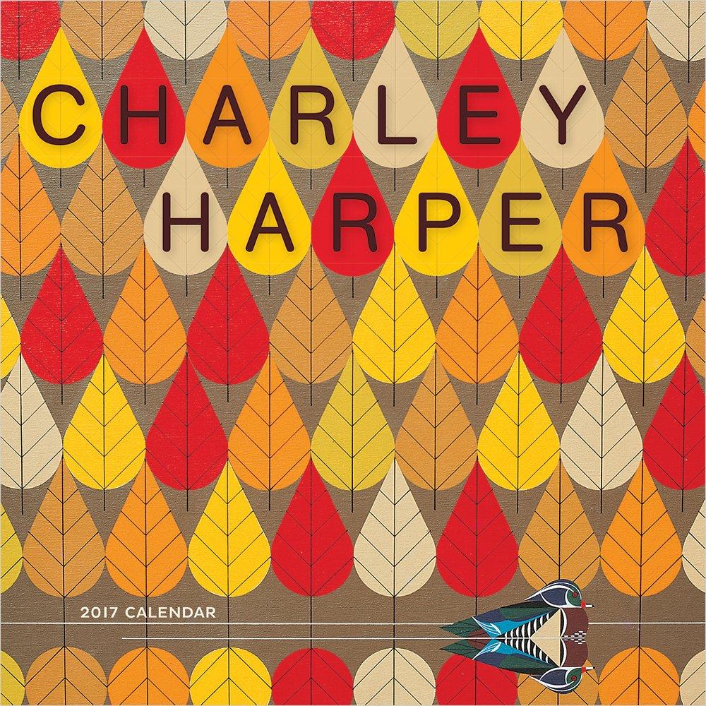 2017 Charley Harper Mini Calendar