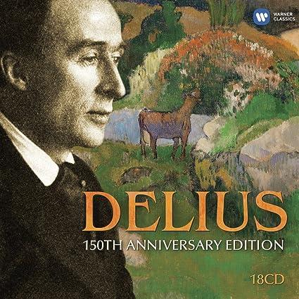 Delius Box: 150th Anniversary Edition / Various