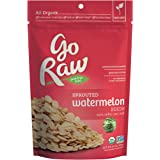 Go Raw Sprouted Watermelon Seeds Celtic Sea Salt, 10 Ounce