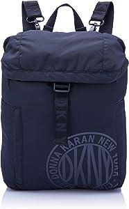 DKNY Urban Sport Backpack, Black Flap, One Size