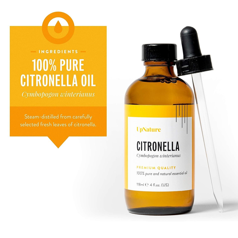 Amazon Com Citronella Essential Oil Huge 4oz Bottle Pure