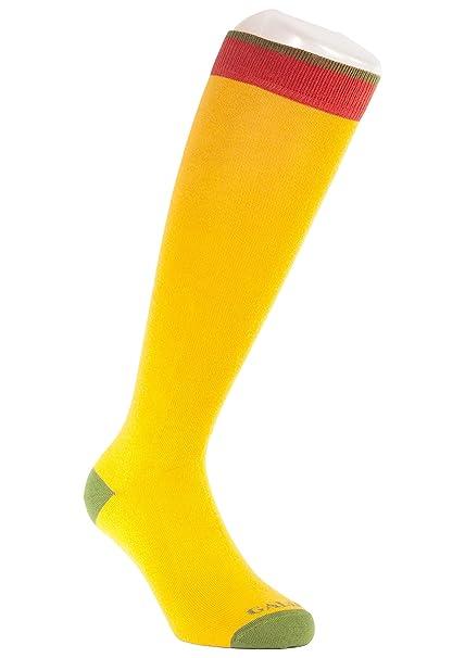 Gallo - Calcetines cortos - para hombre Amarillo Curry Talla única