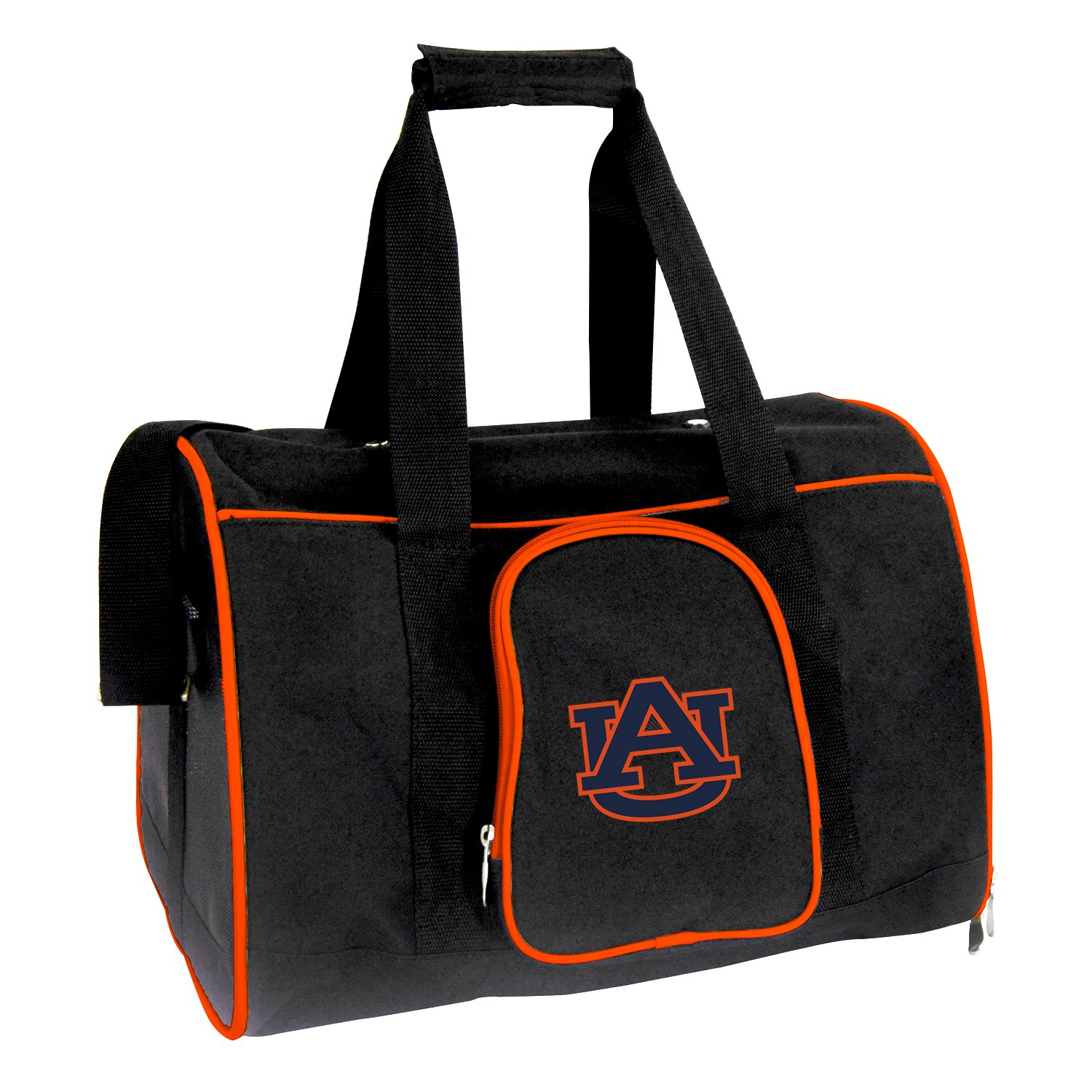 Denco NCAA Auburn Tigers Premium Pet Carrier
