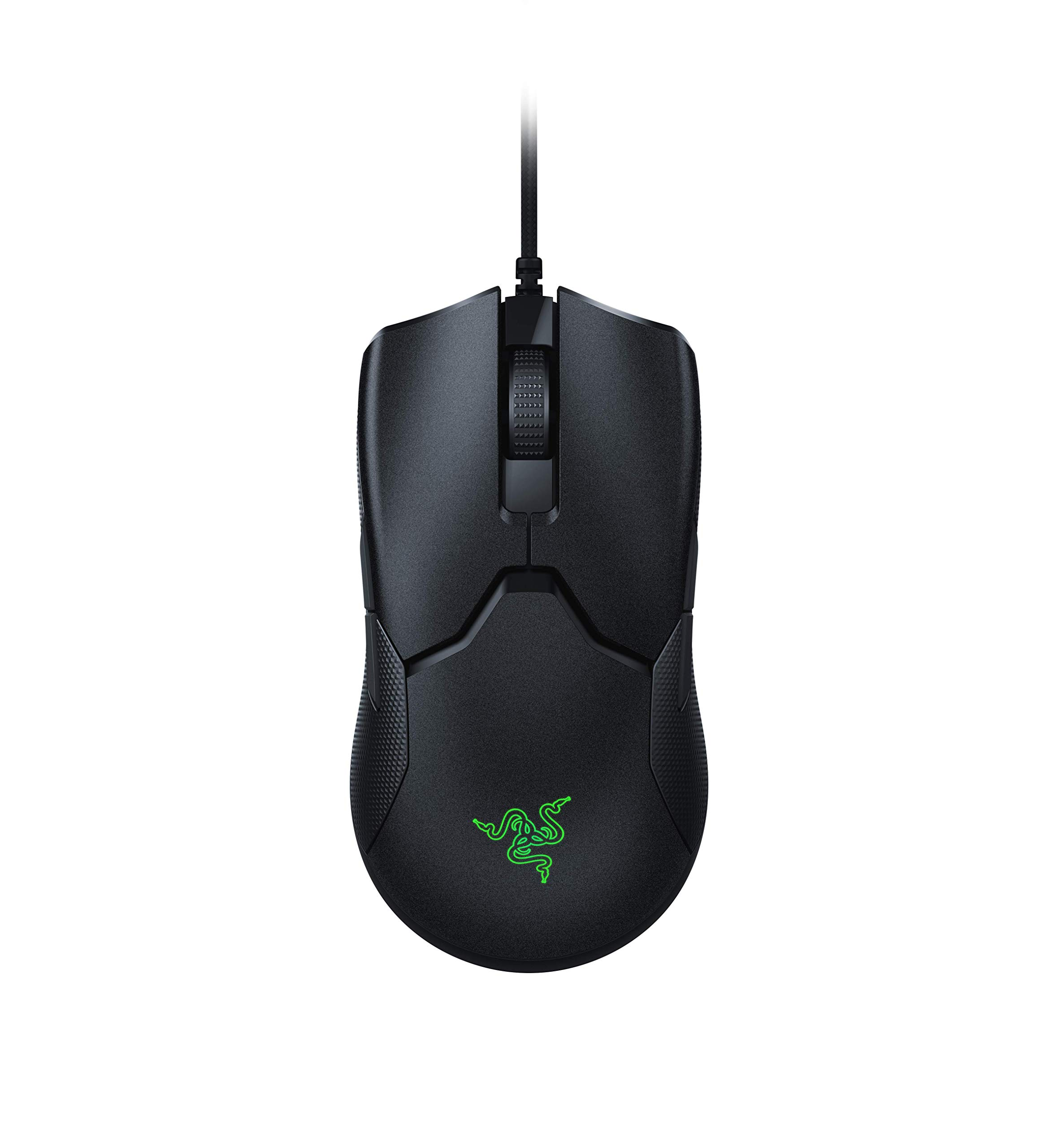 Razer Viper Ultralight Ambidextrous Wired Gaming Mouse: Fastest Mouse Switch in Gaming - 16,000 DPI Optical Sensor - Chroma RGB Lighting - 8 Programmable Buttons - Drag-Free Cord by Razer