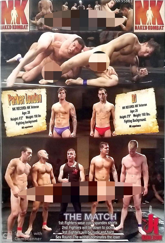 Parker London Nude
