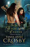 Once Upon a Highland Legend (Guardians of the Stone)