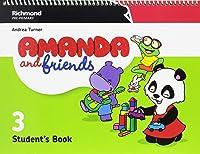 AMANDA & FRIENDS 3 STUDENT'S PACK -