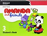 AMANDA & FRIENDS 3 STUDENT'S PACK - 9788466829700