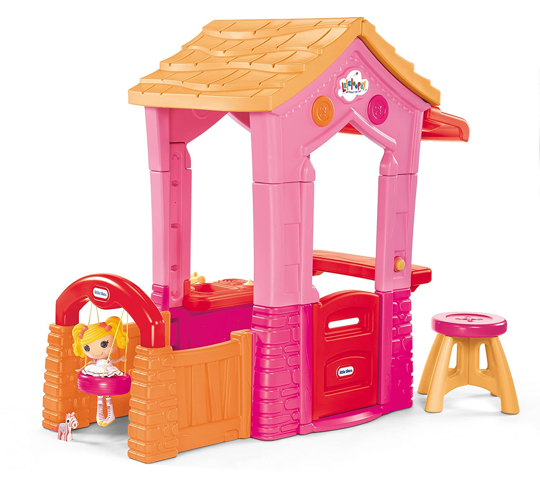 Little Tikes 624575M - LT Spielhaus Lalaloopsy: Amazon.de: Spielzeug