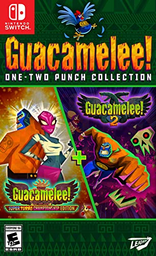 Image result for Guacamelee! : one-two punch collection