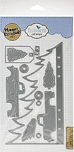 ELIZABETH CRAFT DESIGNS Elizabeth Craft DIE PLNR ES, Planner Essentials 16