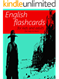 English Flash Cards Book - Learning Language for Kids and Adults - Best way to learn English Online for Beginners
