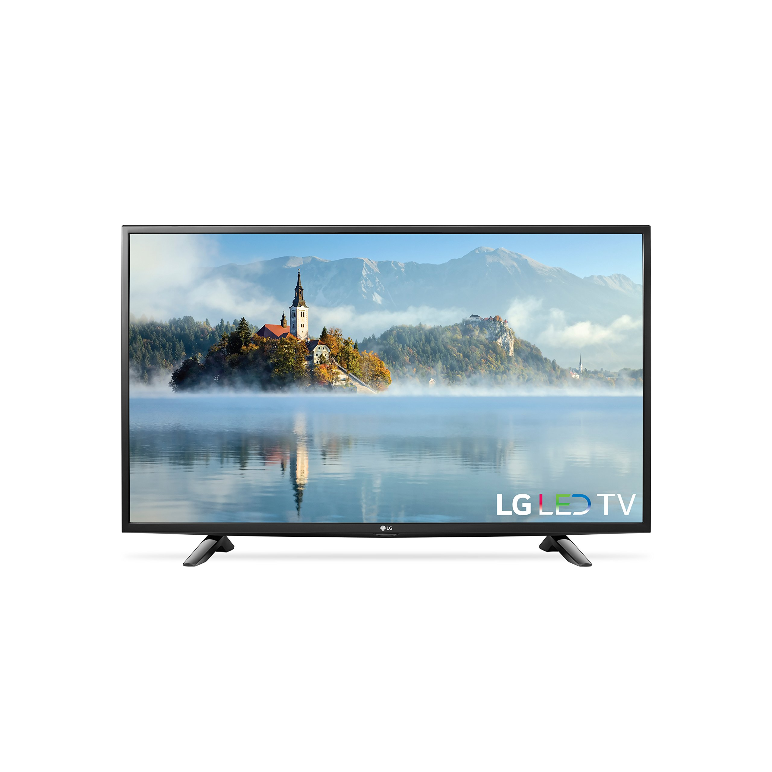 LG Electronics 49LJ5100 49-Inch 1080p LED TV (2017 Model) by LG