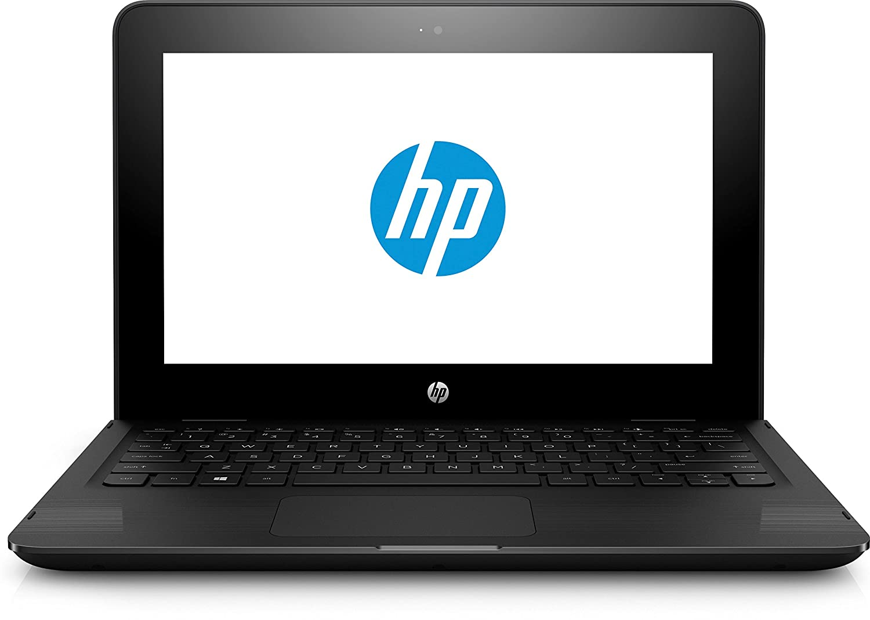 HP Pavilion 11-AB005TU 11.6-inch 2-in-1 Laptop (Pentium N3710/4GB/500GB/Windows 10 Home/Integrated Graphics), Jet Black