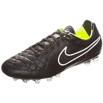c7d3a08ec8da NIKE Tiempo Legacy Ag  631615 Football Boots Black Size  6.5 UK ...