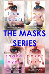 The Masks Series Box Set: True Colors, Two Faced, Snake Eyes, Poker Face Kindle Edition